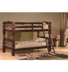 9083 Big Post Bunkbed Cherry