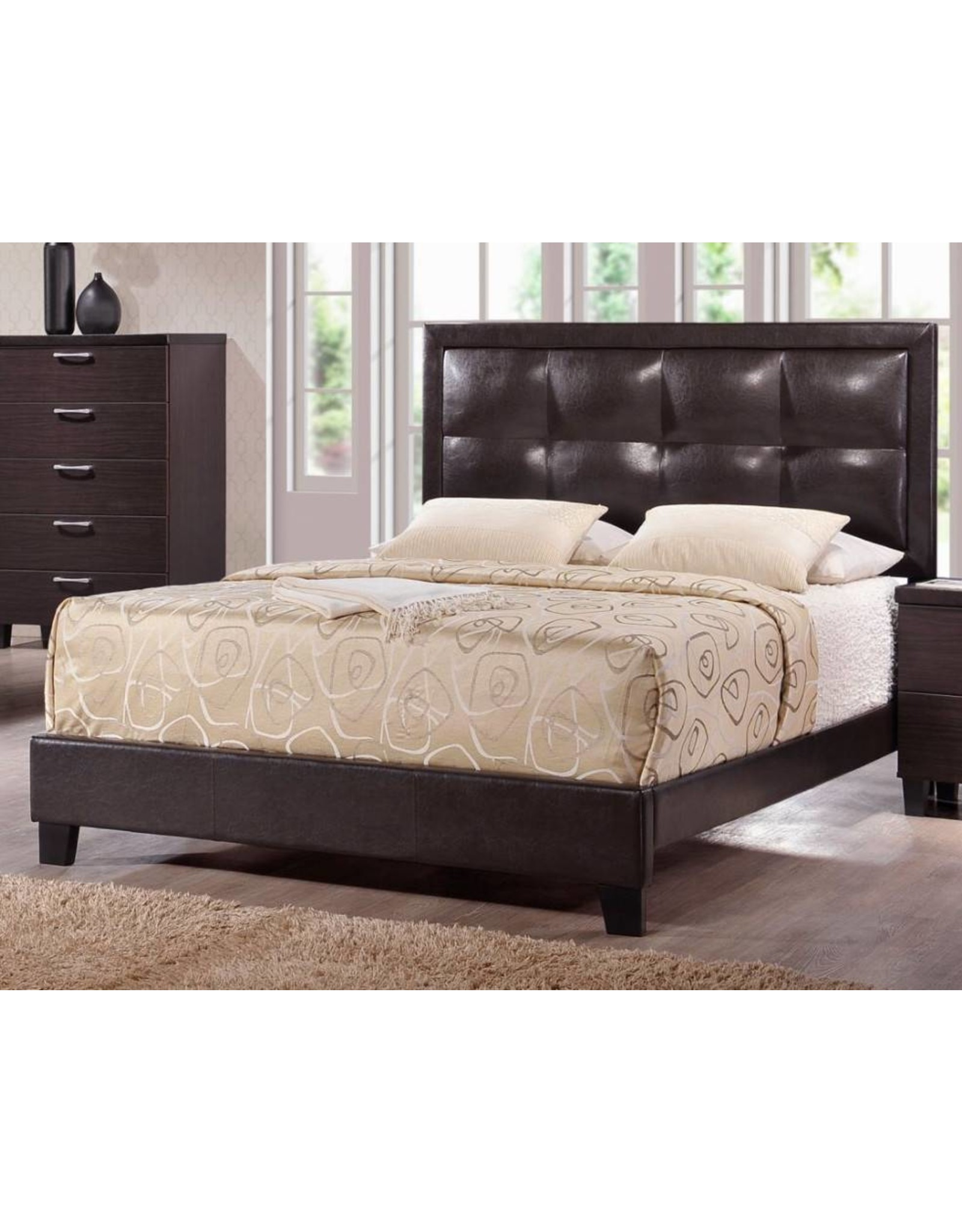 BR1238 King Bed