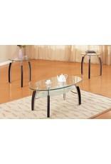 F3077 3pc Coffee Table Set