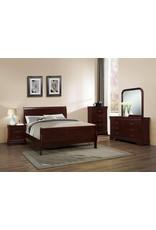 Louis Phillipe LP101 Queen Bed