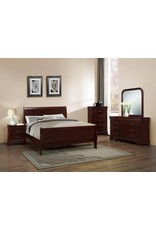 LP102 King Bed