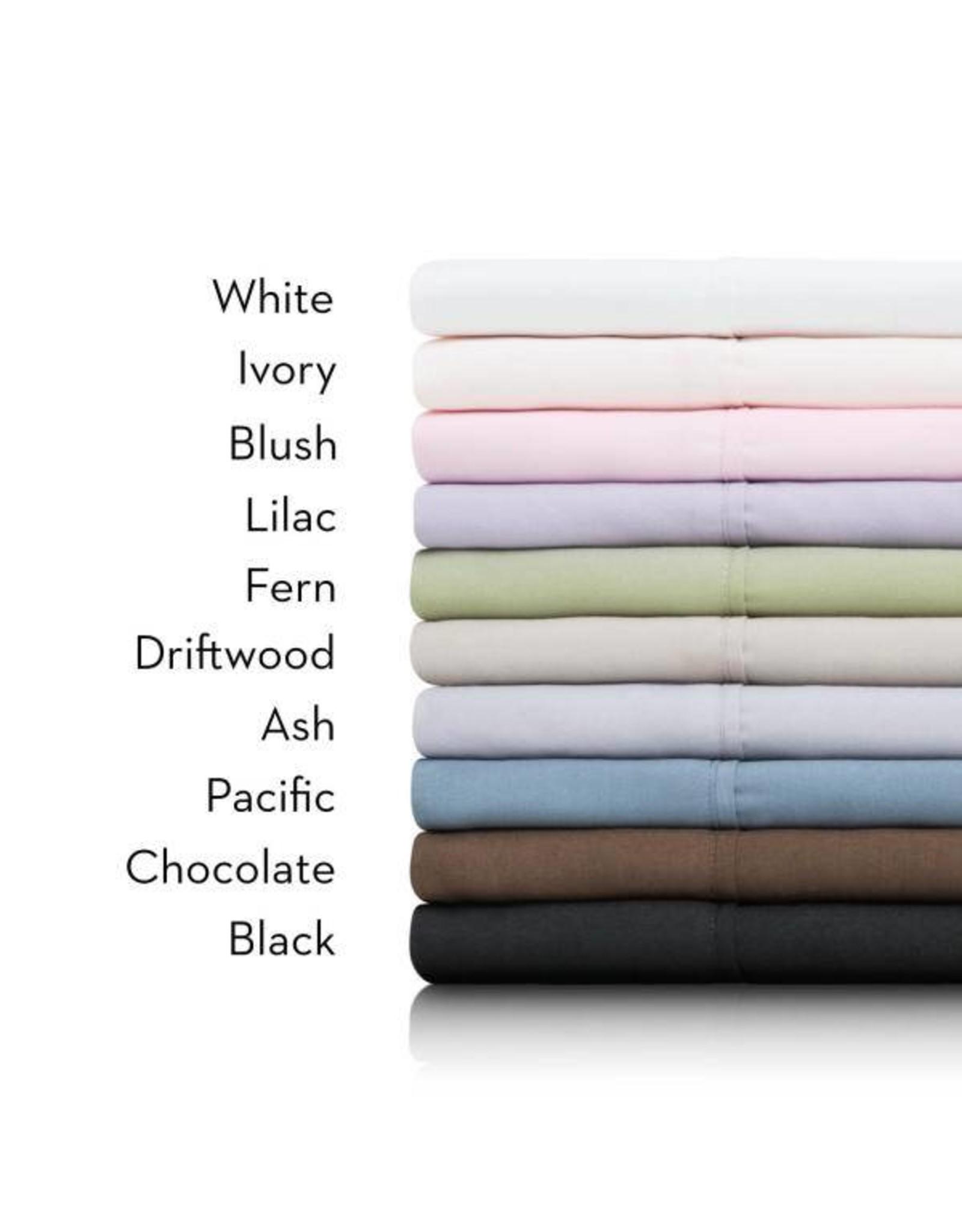 Woven MA90KKASMS King sheets, Ash
