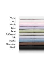 Woven MA90KKCHMS King sheets, Chocolate