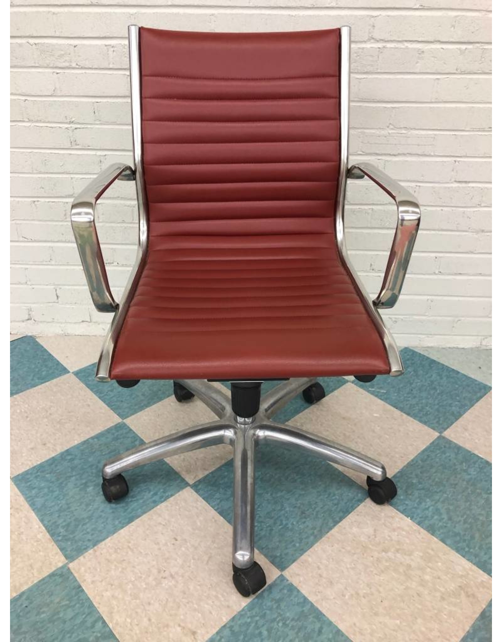 BK Red Office Chair