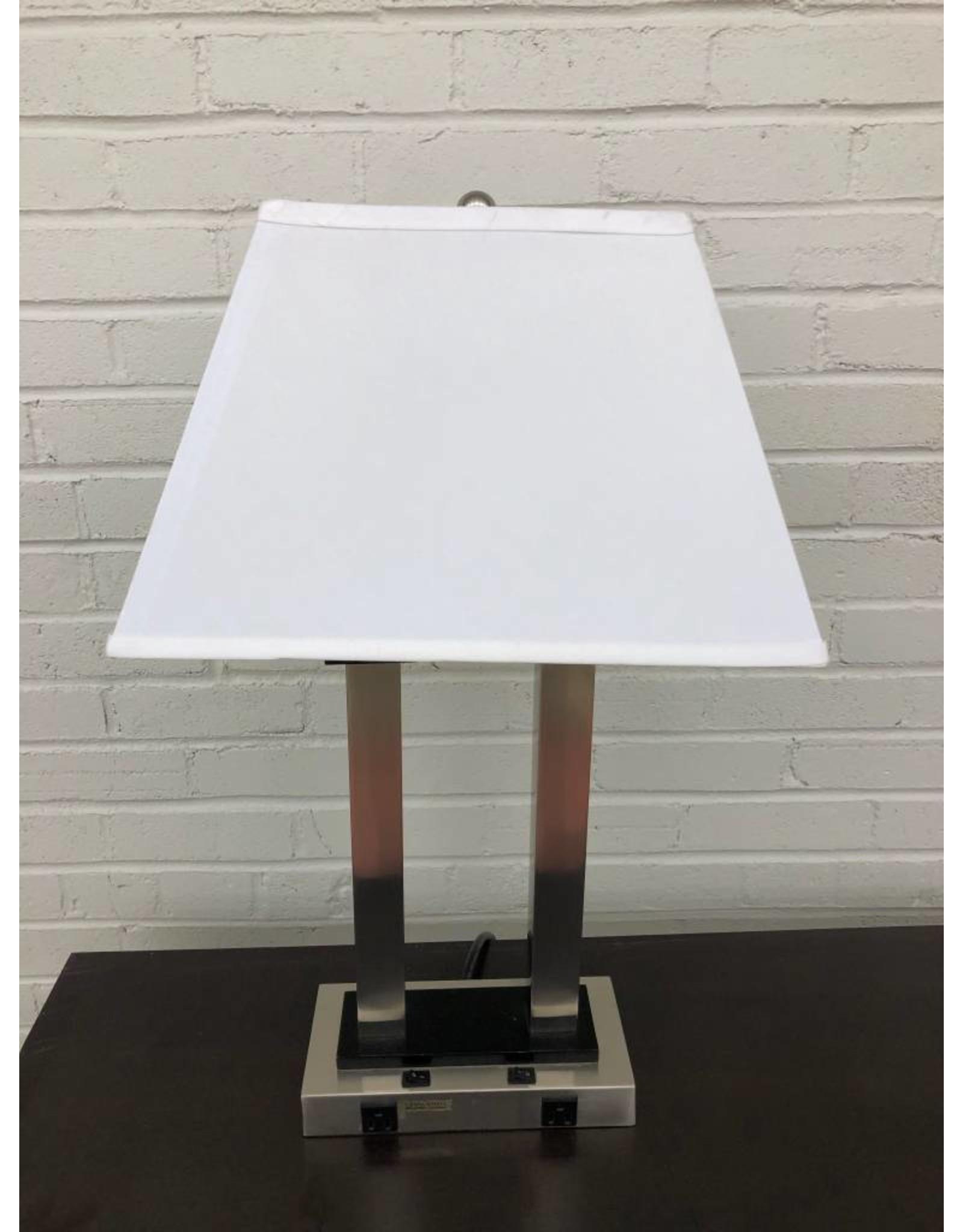 BK double pole table lamp