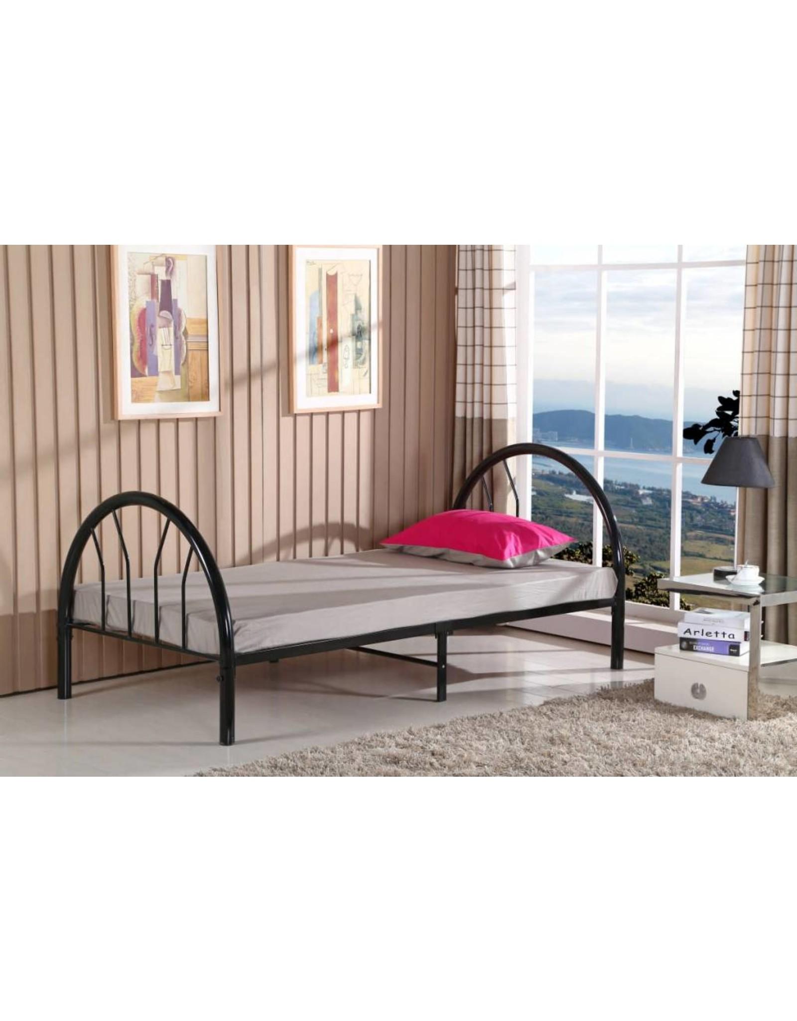 GR-215 Black Twin Bed