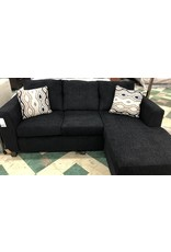 4183 Sectional Black