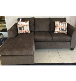 4183 Sectional Chocolate