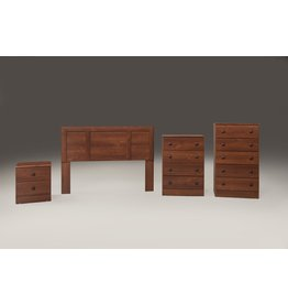 191-05 Cherry Chest 5dr