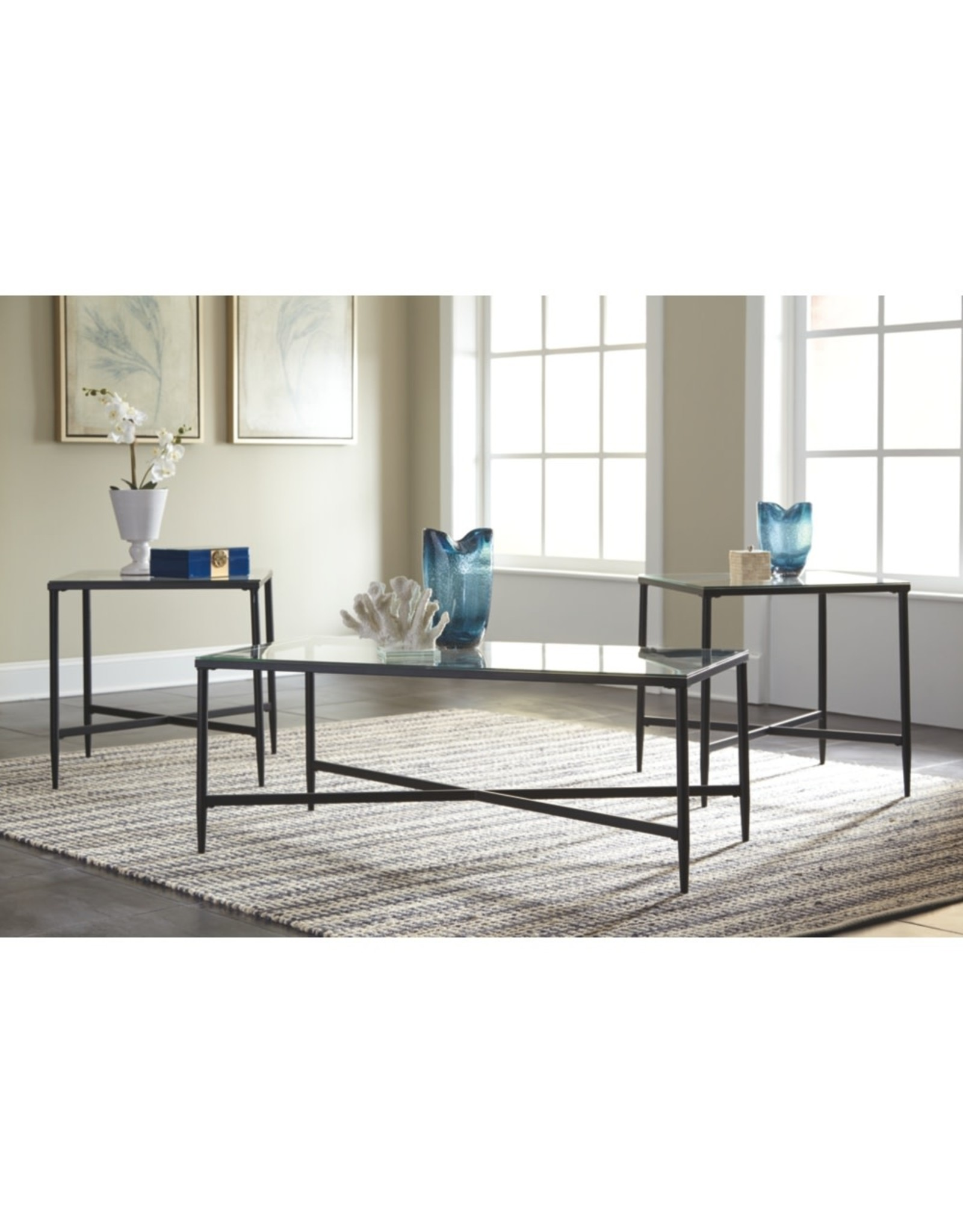 Augeron T003-13 3pc table set