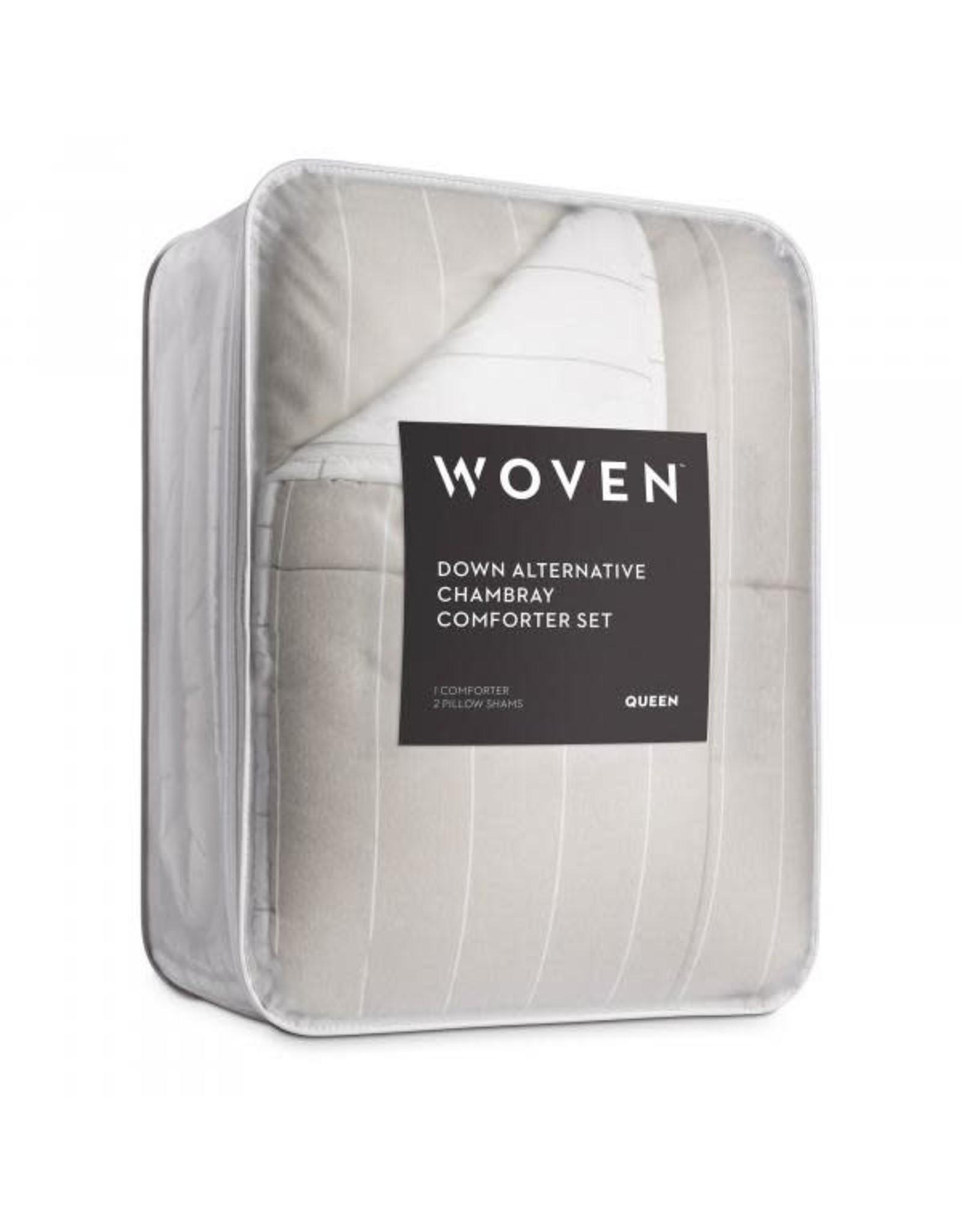 Chambray MA90OQBIMICO Queen Birch Comforter