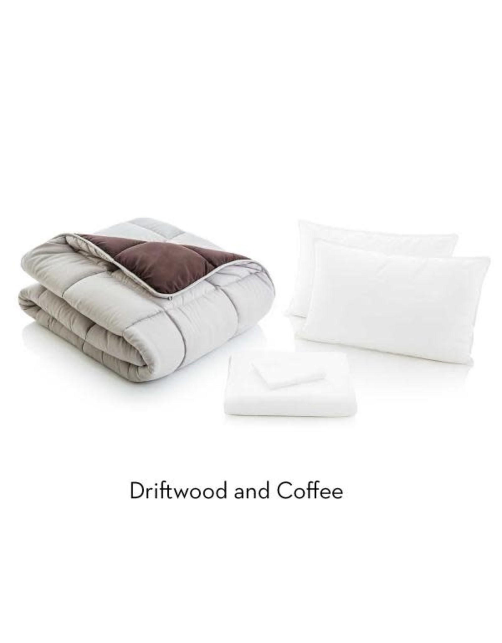 Woven MA01QQDRCOBB Bed N Bag Queen coffee