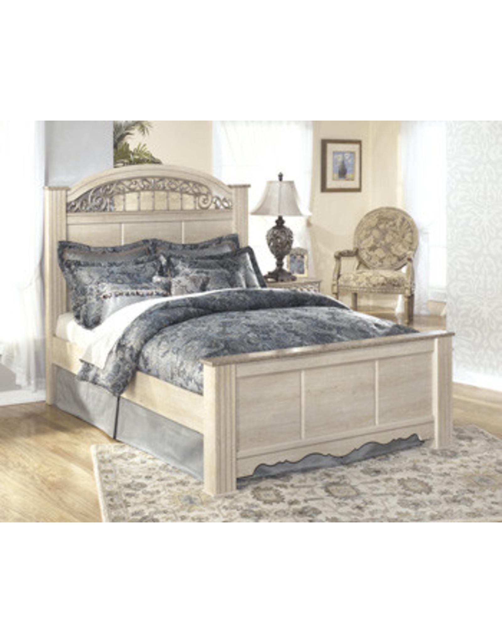 b196 Queen Bed