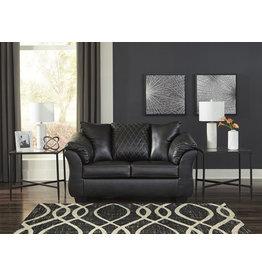 Betrillo 4050235 Loveseat Black