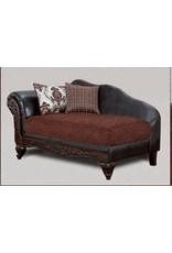 Granada Brown 6300 Chaise Granada