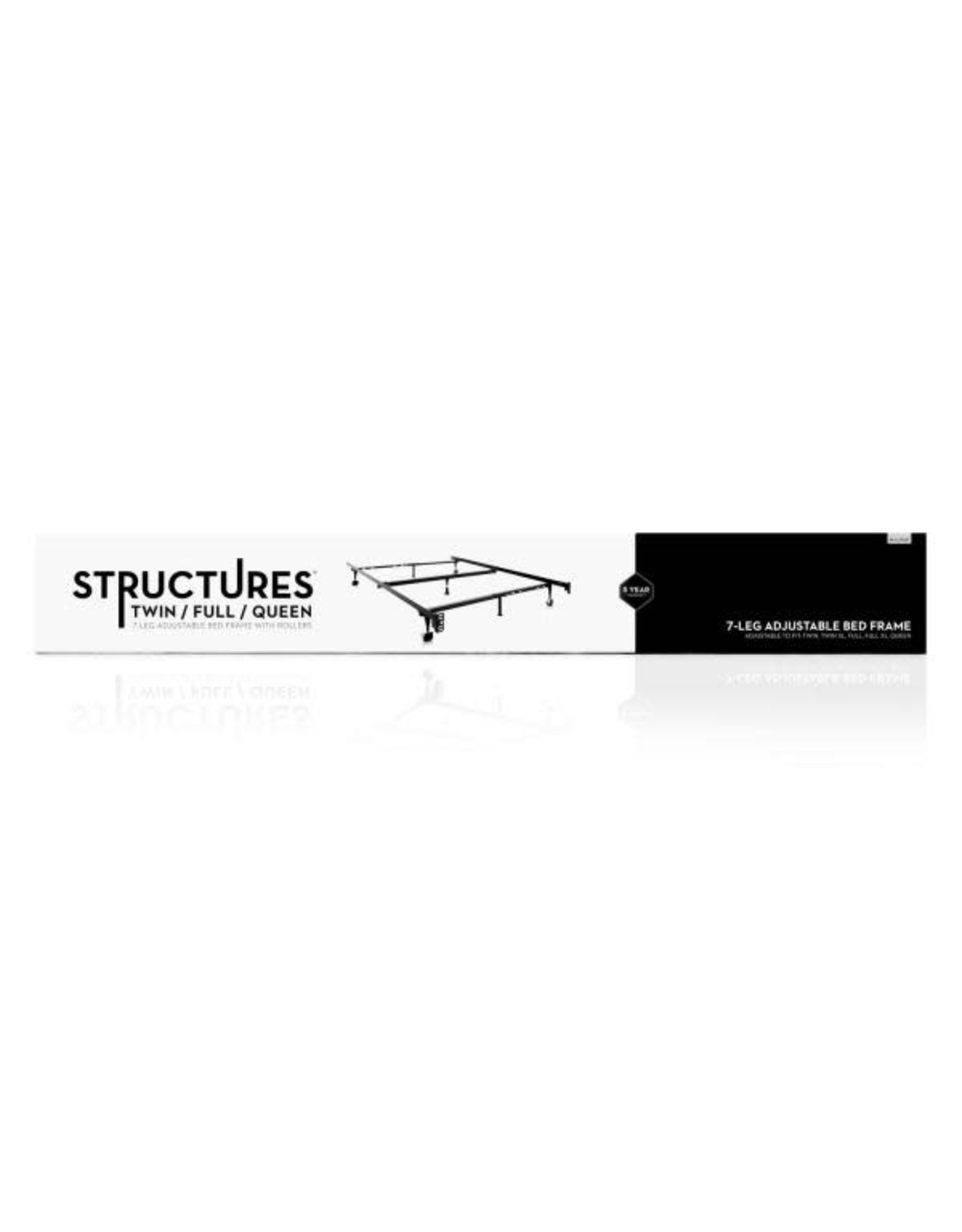 Structures MA50 Queen Bedframe Extra Support