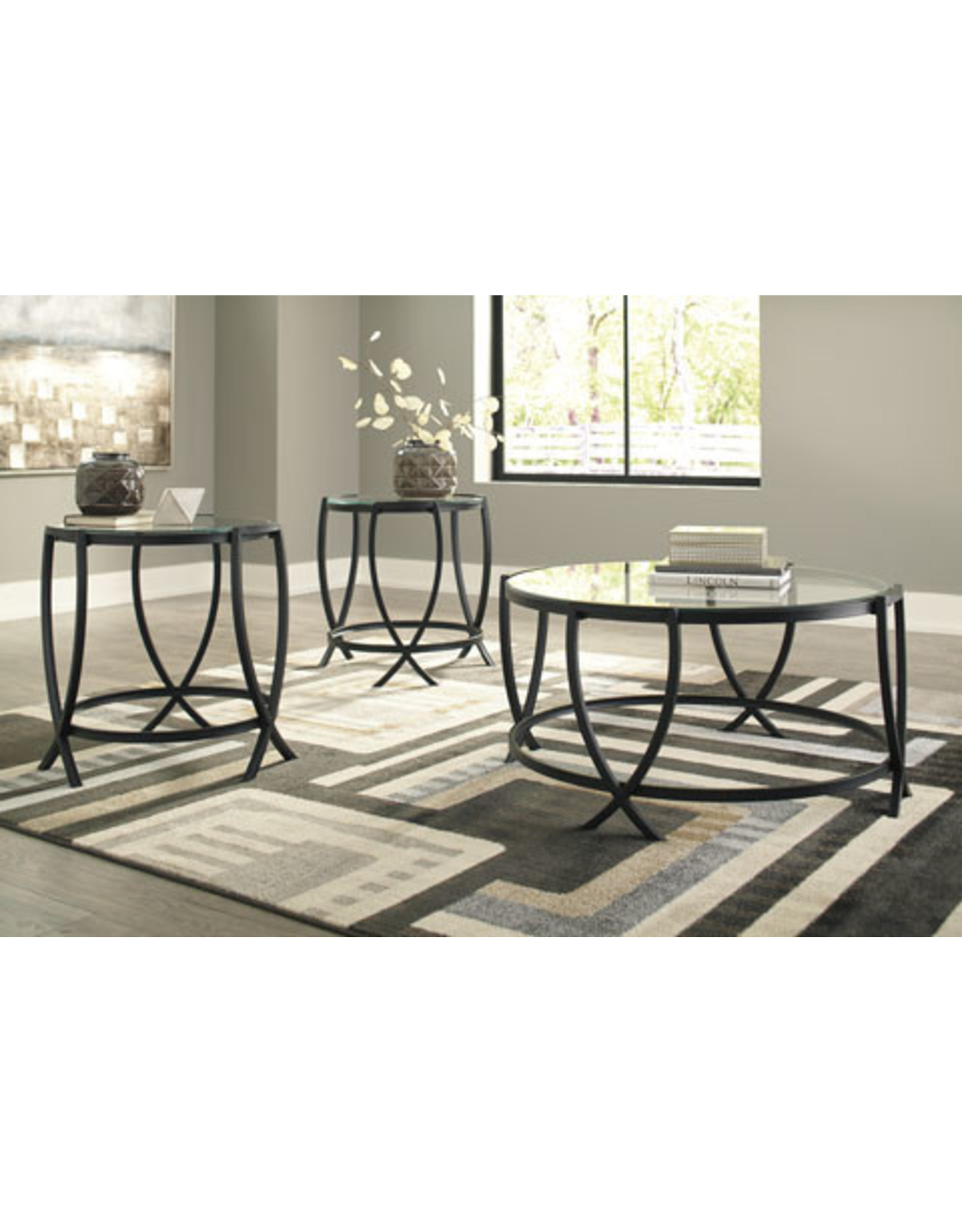 Tarrin T115-13 3pc Occasional Set