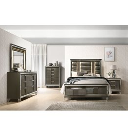 Twenty Nine TN600 Queen Bed/Dresser/Mirror