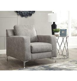 40201 Chair & Ottoman