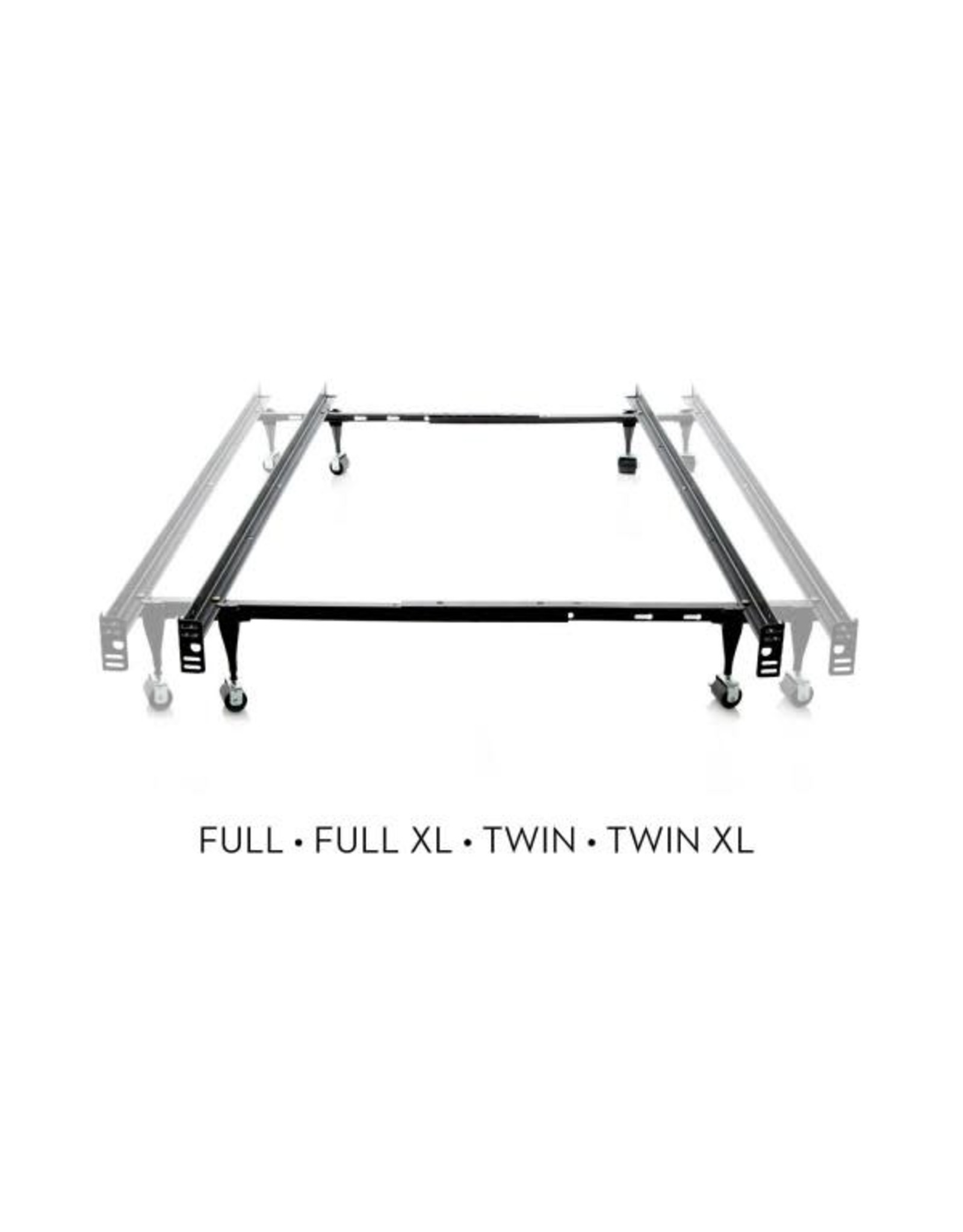 Structures MA46 Twin/Full Bedframe