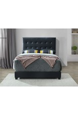 Patrick 5305Q11-Queen Bed Black