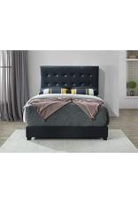 Patrick 5304F11-Full Bed Black