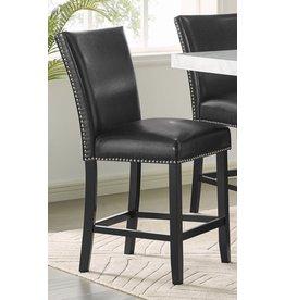 Iris IR301 Black Counter Chair