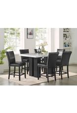 Iris IR301 Counter Table Set Black
