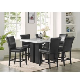Iris IR301 Counter Table Set Black
