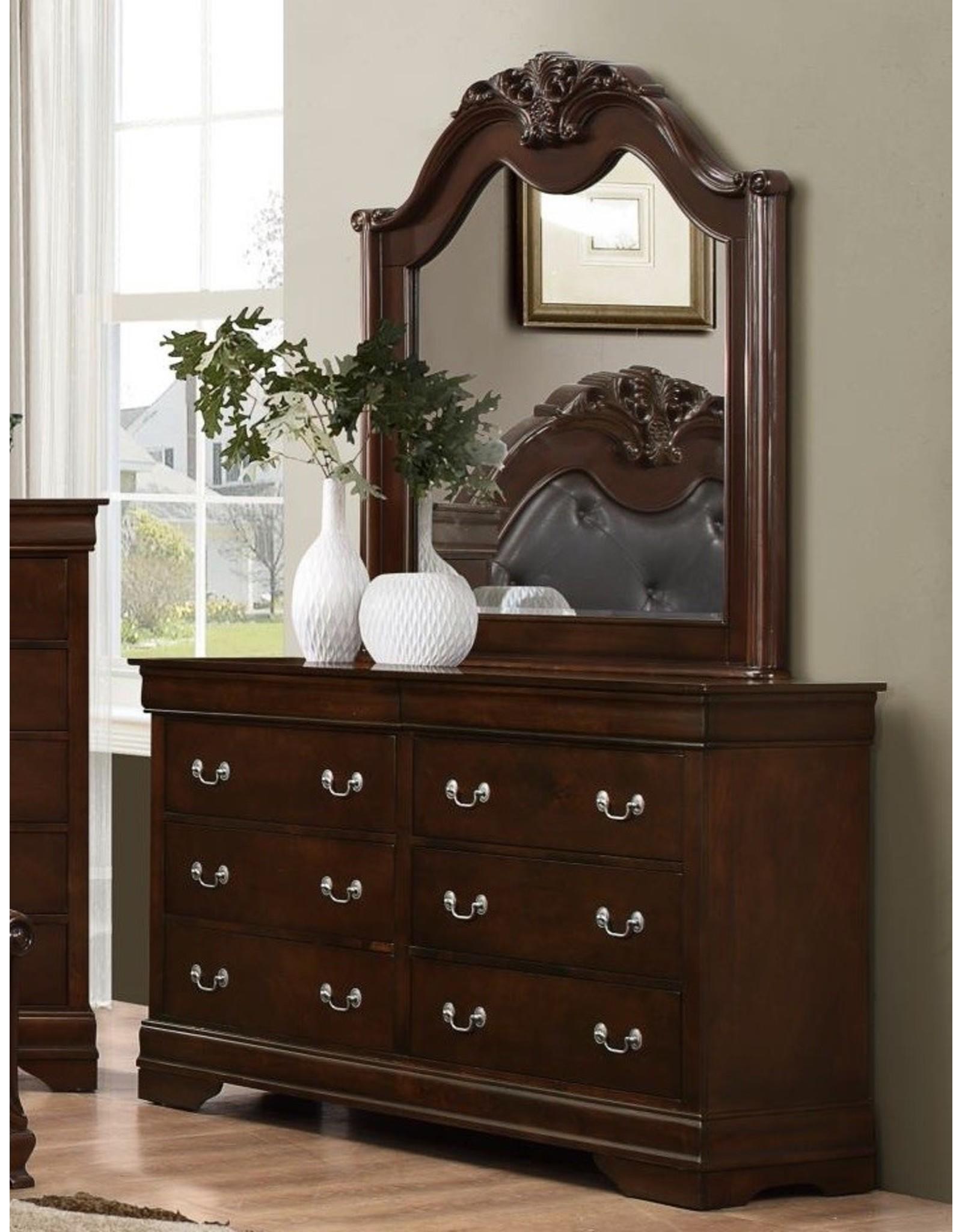 Cambridge CA417 Dresser/Mirror