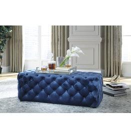 Lister A3000169 Blue Ottoman