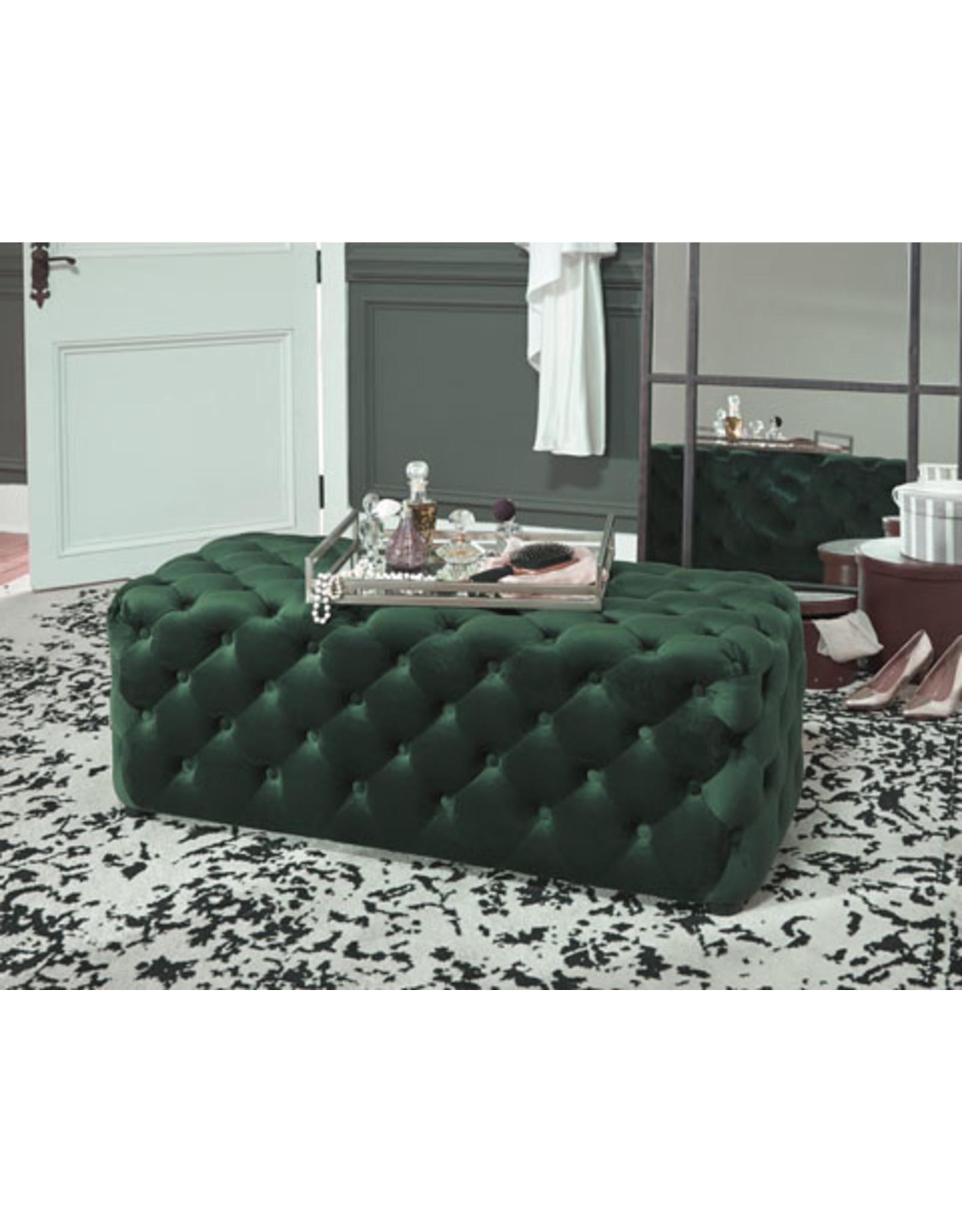 Lister A3000170 Green Ottoman