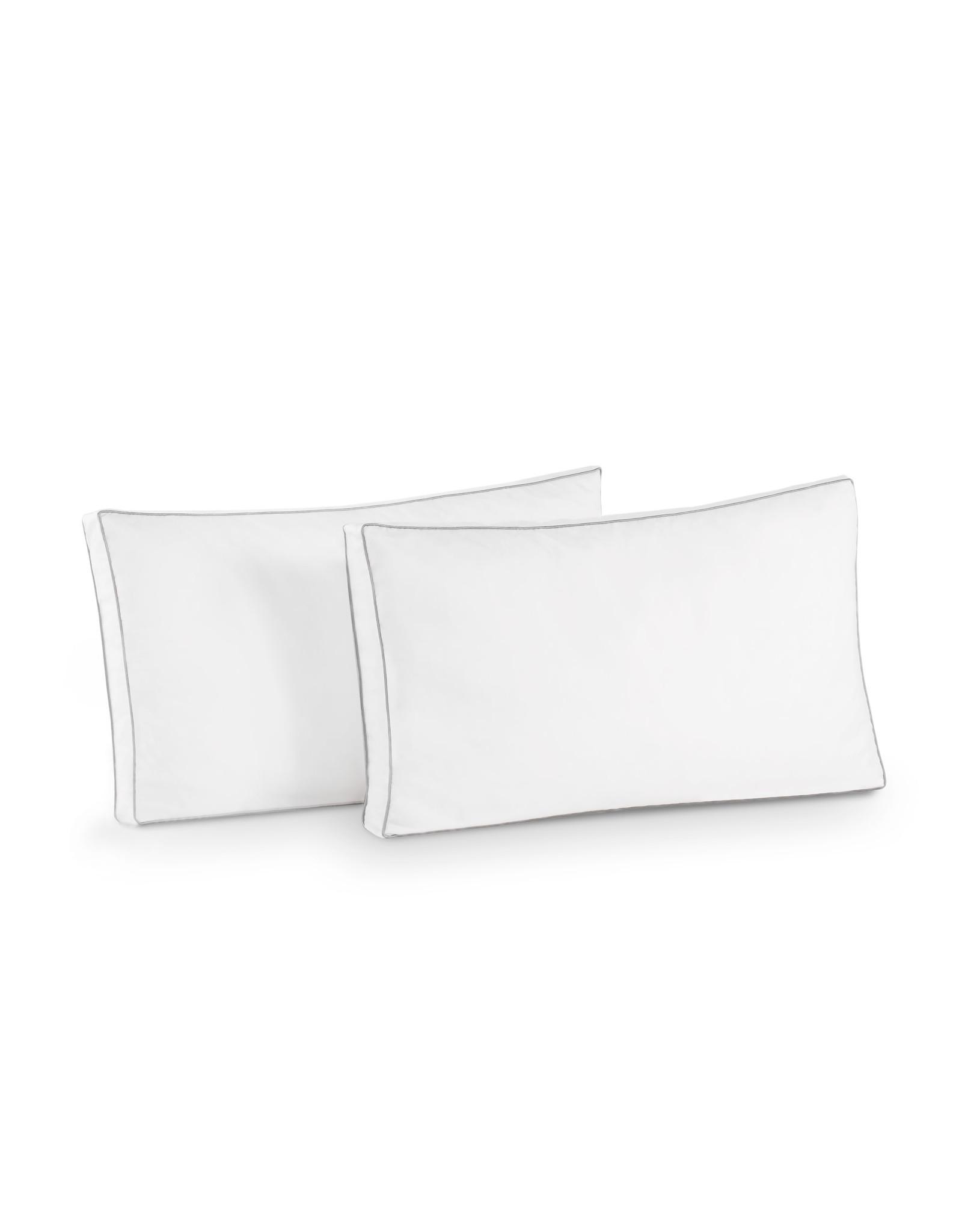 WKQQ02SD 2-pack Queen Shredded Memory Foam pillow