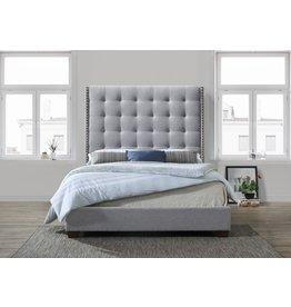 Regency 7205-21 Queen Bed Gray