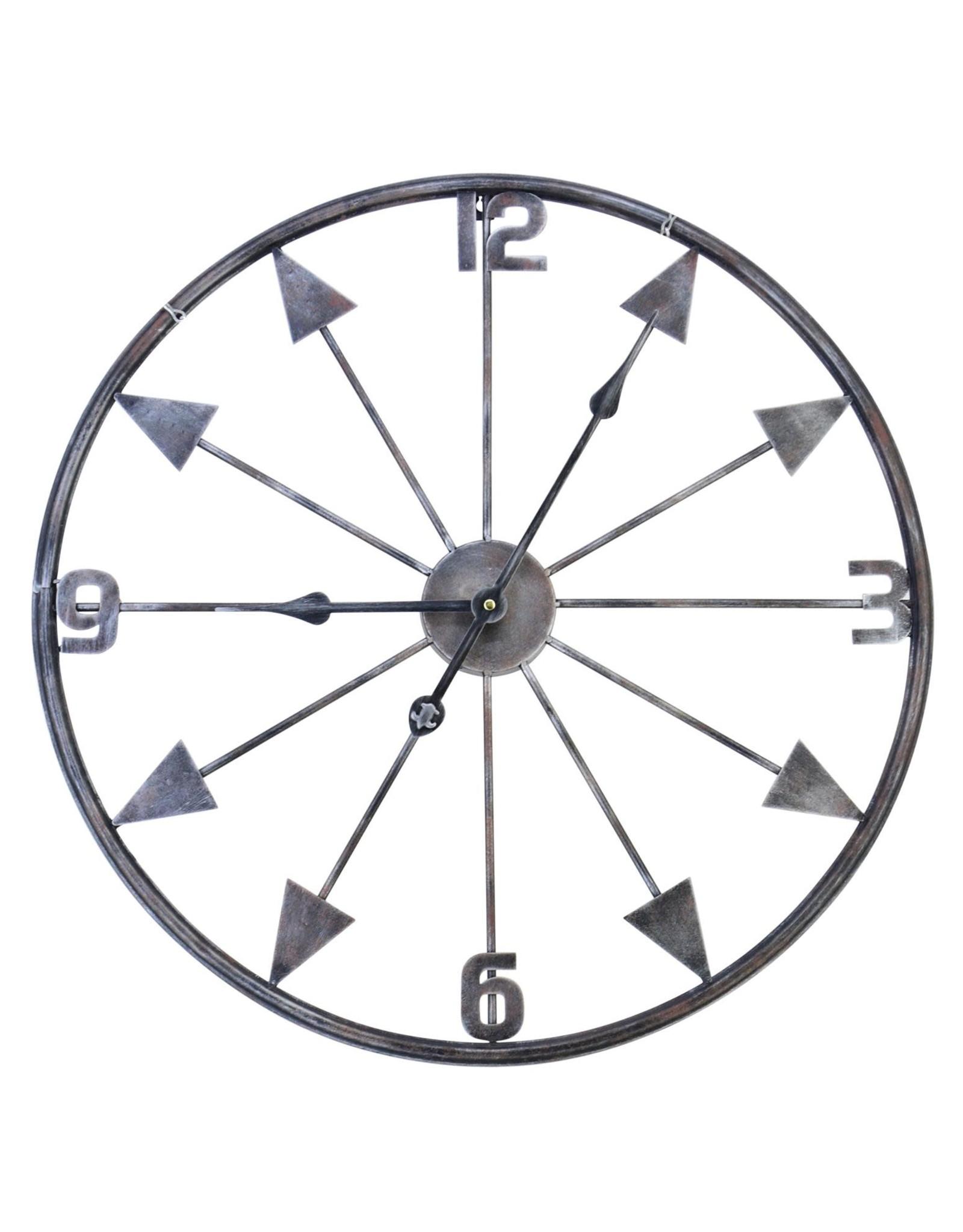 HB1299 Metal Wall Clock