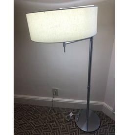 Waldorf Astoria WALDORF-Chrome Floor Lamp