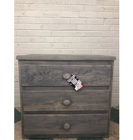 2957 3-Drawer Jumbo Chest
