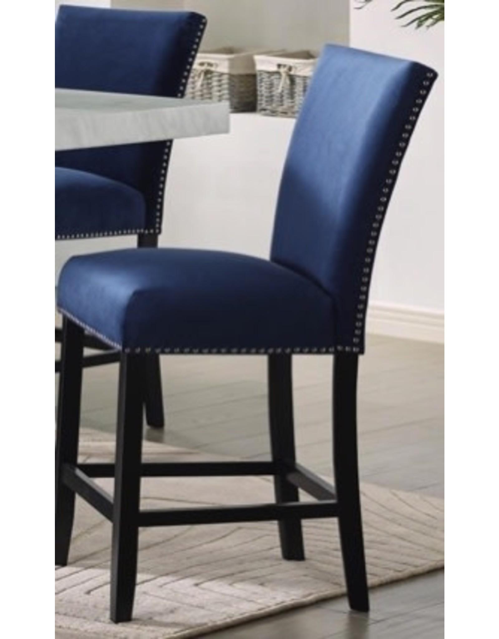 Iris IR300 Blue Counter Chair