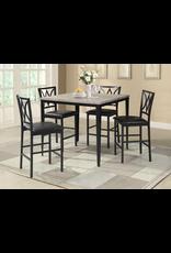 Jason Harold 5pc Pub Table & stools