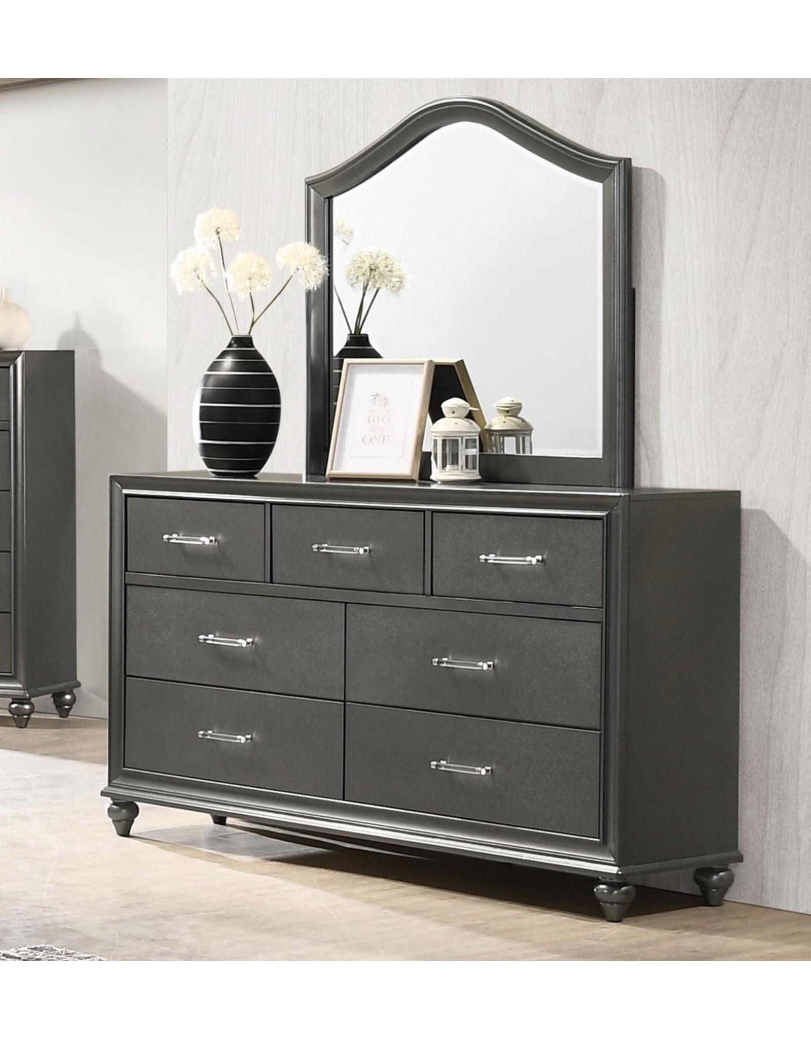 Lafayette C8318A Dresser/Mirror