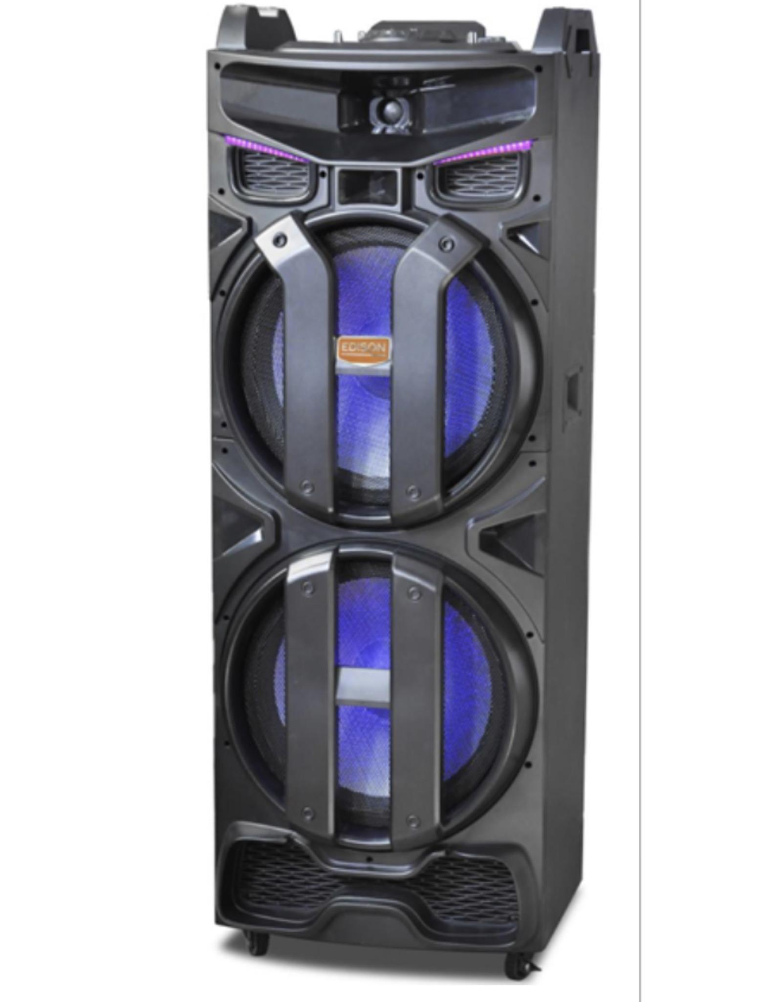 450 BlueTooth Speaker System 2500W 15s