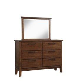 Robert RB400 Dresser & Mirror