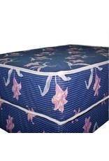 MA- Silver Smooth Queen Mattress/Box Set