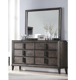 Lacon 872-12/01 Dresser/Mirror