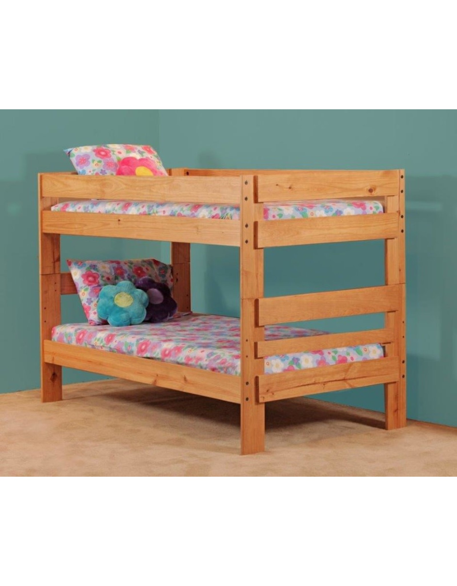 722HD Twin/Twin Bunkbed Stackable