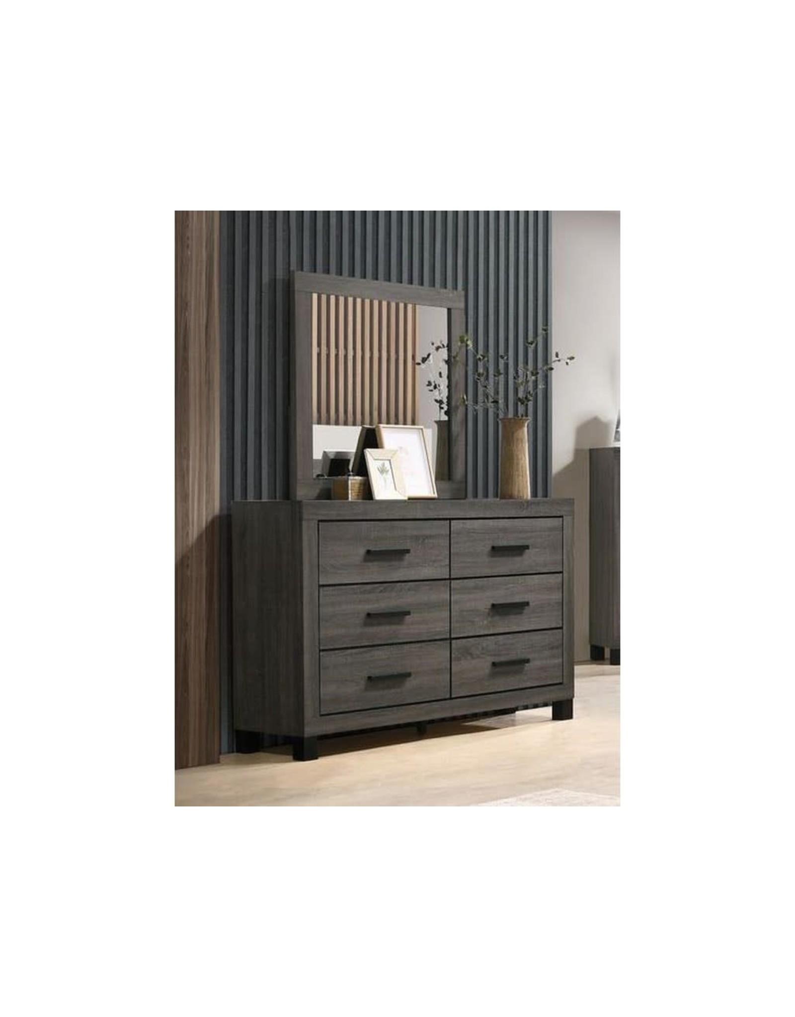 Glenwood C8321 Dresser/Mirror