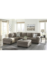 Dalhart 85704 Sectional Hickory
