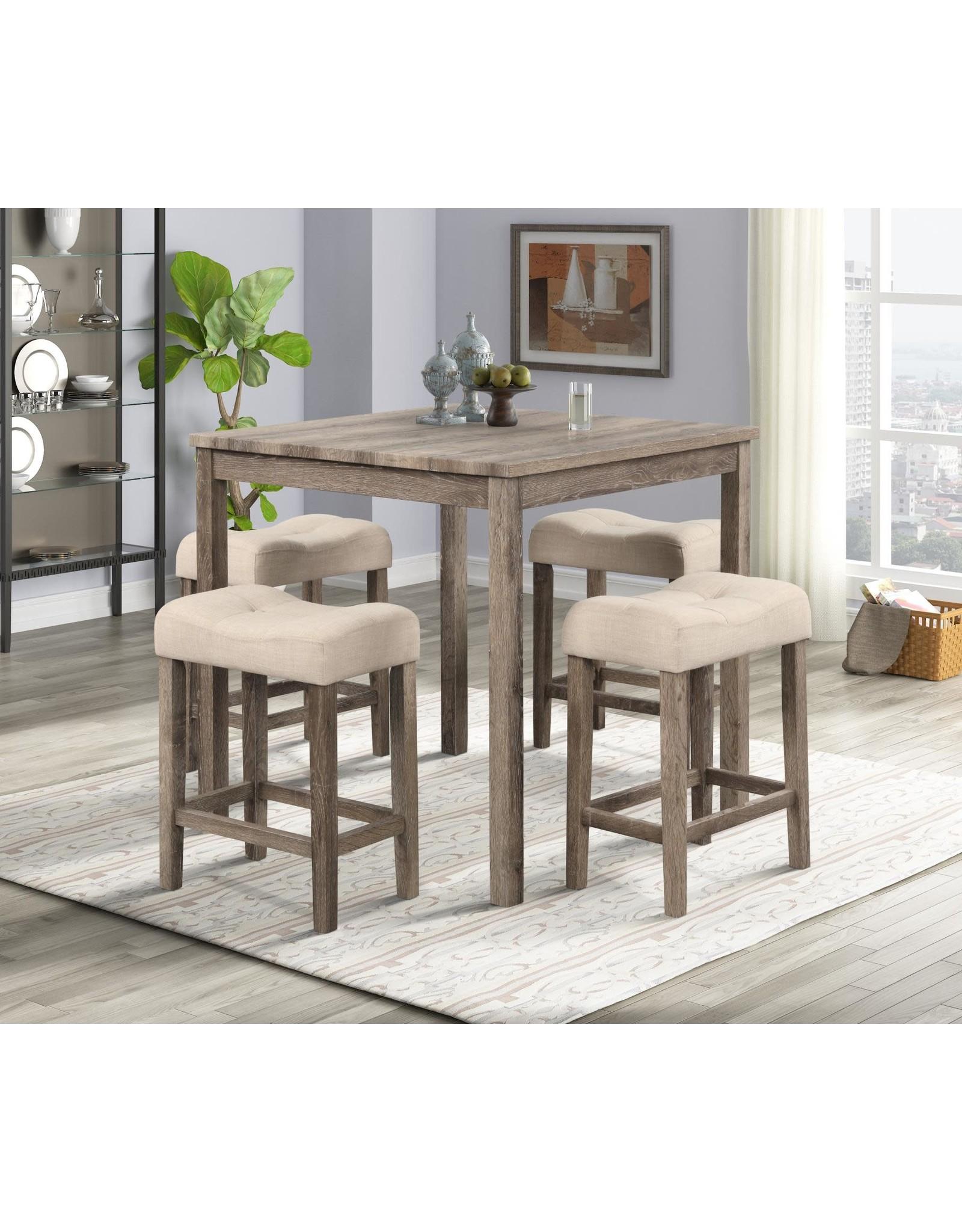 TU3000-5PC Counter Table