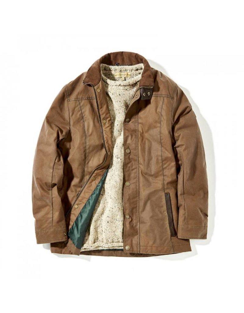 Dubarry Carrickfergus Waxed Jacket