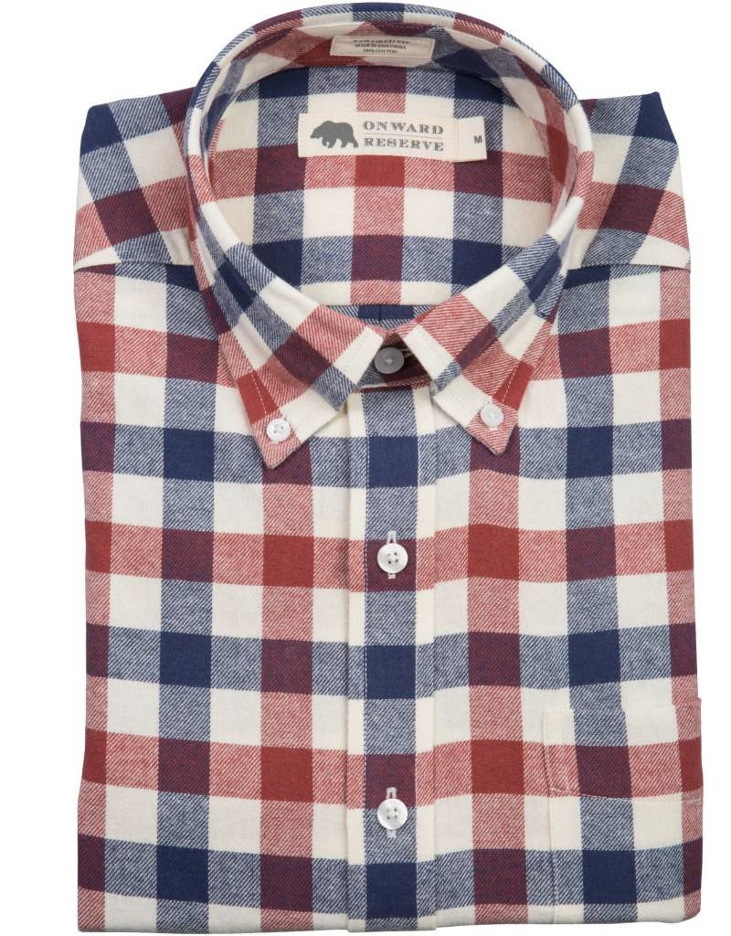 Onward Reserve Pike Tailored Fit Flannel